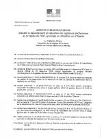 Arrêté Préfectoral Sécheresse 2018 1